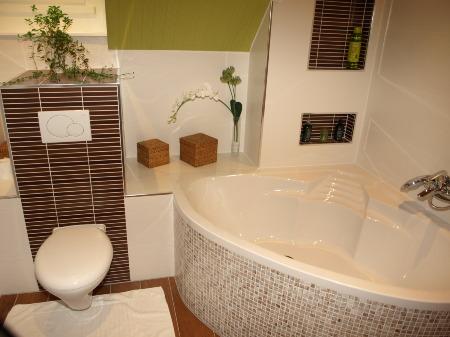 Beispiel Badezimmer: